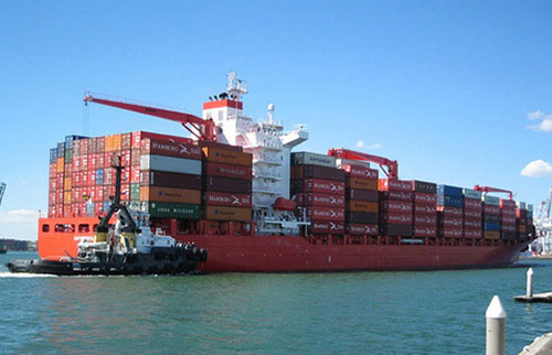 sea ​​freight services